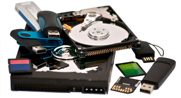 lost or corrupted data recovery