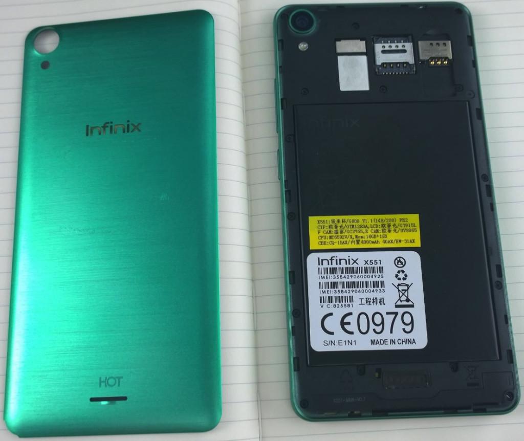 How to identify a fake Infinix phone ~ Dan lucky tech