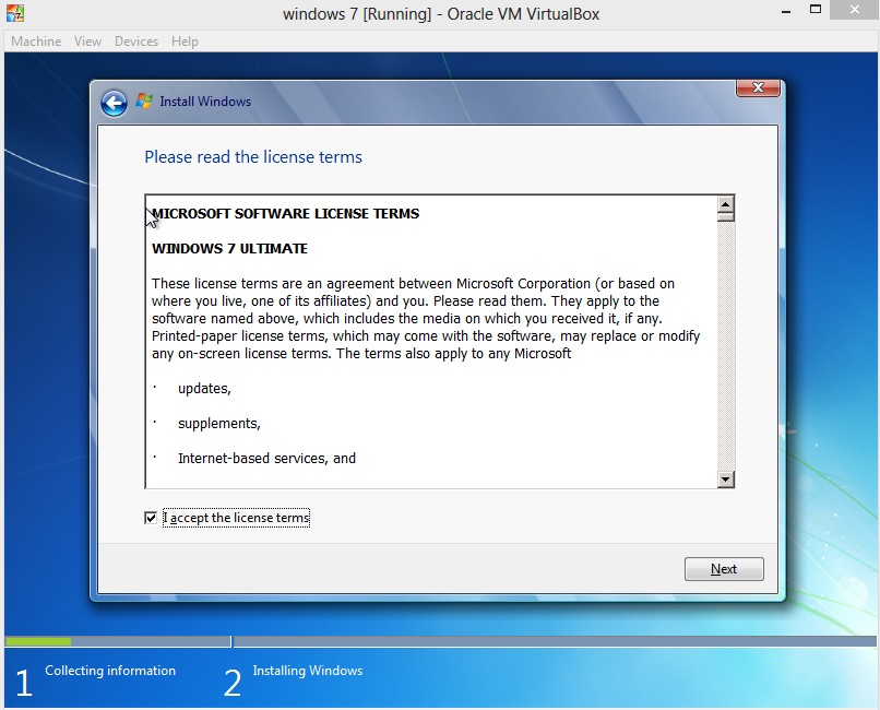 how to install windows 7 and 8
